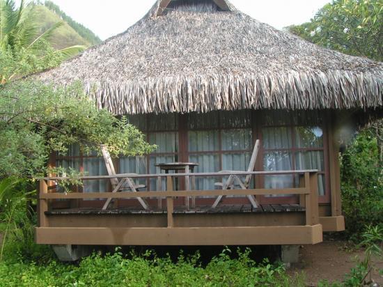 toitures traditionnelles en pandanus