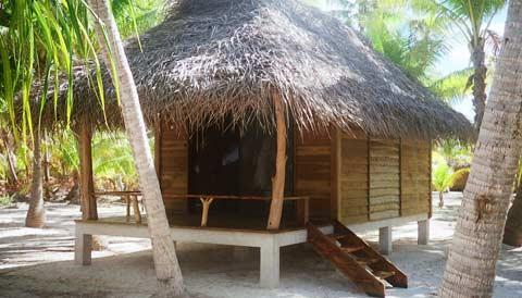 Hotel Les faré de Tiki Hoa