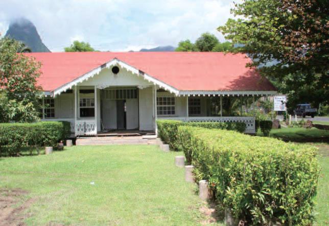 Fare la maison polynesienne d'hier a aujourd'hui